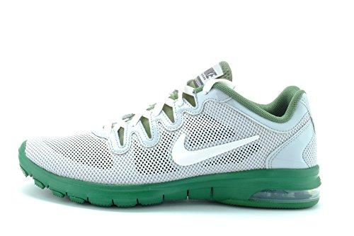 Nike Trening Air Max Fusjon For Kvinner Grå / Grønn Farge 6