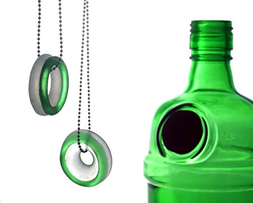 fused-glass-gin-and-tonic-necklace-recycled-tanqueray-and-tonic-bottle-pendants
