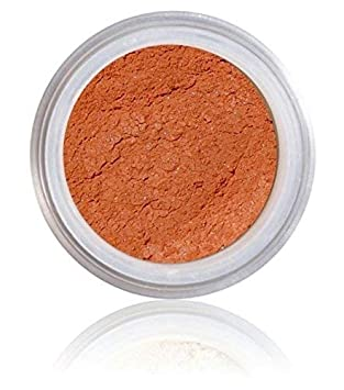 Pure Bare Organic & Vegan Mineral BLUSH Orange PEACH KEEN no titanium dioxide: Amazon.ca: Beauty