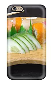 Special Alvadge Skin Case Cover For Iphone 6, Popular Food Sushi Phone Case