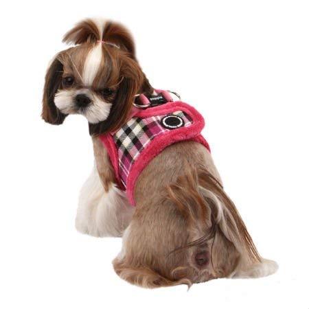 PUPPIA Arnés para Perro de Color Rosa de la Marca Uptown II ...
