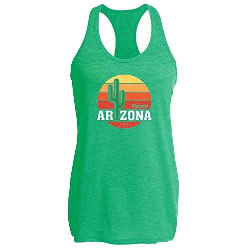 Phoenix Arizona Retro Travel Heather Kelly S Womens Tank -