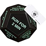 NATARIFITNESS..COM  41K6fty5umL._SS150_ Juliet Paige Exercise Dice for Home Fitness, Workouts, Crossfit WOD, Cardio, HIIT, and Sports