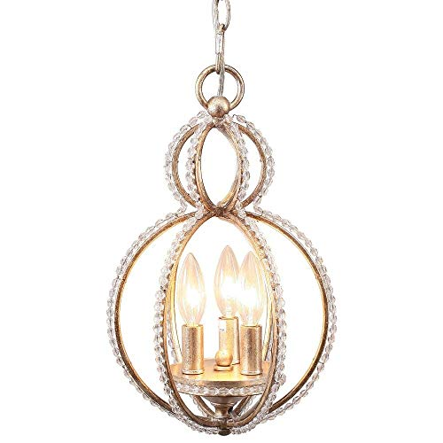 - Garland 3 Light Convertible Mini Pendant