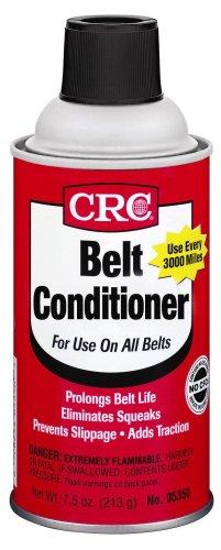 CRC 05350 Belt Conditioner - 7.5 Wt Oz.