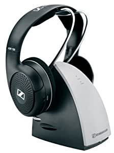 Sennheiser RS-120 Wireless Headphones, Discontinued by Manufacturer (Certified Refurbished)