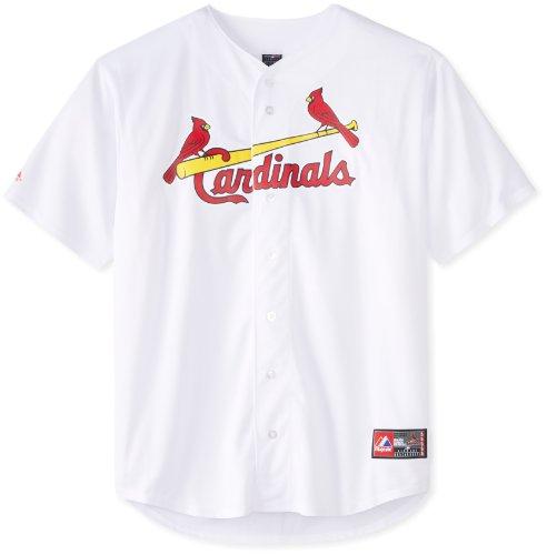 MLB St. Louis Cardinals Men's Team Jersey, XX-Large Tall