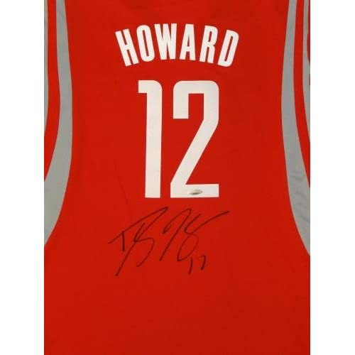 fb47e1e9109 durable modeling Dwight Howard Autographed Jersey - Adidas Auth - Tristar  Productions Certified - Autographed NBA