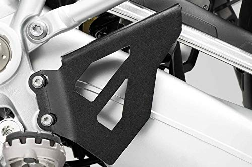 Right Heel Guard Side (SW-MOTECH Heel Guard & Rear Brake Master Cylinder Guard for BMW R1200GS LC '13-'16 & R1200GS LC Adventure '14-'16 | Left & Right Side)