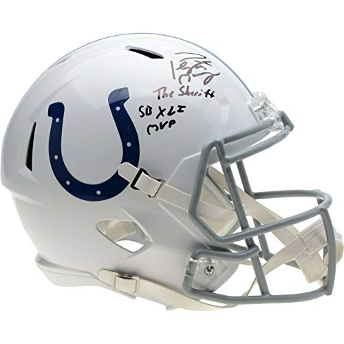 - PEYTON MANNING Autographed Colts