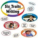 43 Piece Six Traits of Writng Bulletin Board Cut Out Set