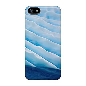 For SamSung Galaxy S5 Mini Phone Case Cover - Slim Fit PC Protector Shock Absorbent Case (iceberg)