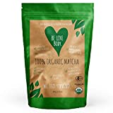 Cheap Be Love Body – Organic Matcha Green Tea Powder For Teas, Lattes, Baking & Smoothies (Or Any WayThat Makes You Happy) – For A Healthy & Sustained Energy Release Throughout The Day, 100g Pouch