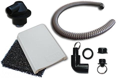 SOG 1 Typ F WC-Entl/üftung f/ür Thetford C250//C260 weiss