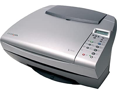 Lexmark X5150 All-In-One Multifunction Color Printer / Copier / Scanner