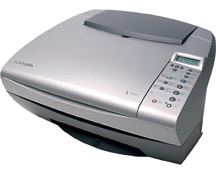 amazon com lexmark x5150 all in one multifunction color printer rh amazon com Dell A960 Printer Dell Home Printers