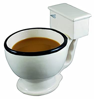 BigMouth Inc Toilet Mug from BigMouth Inc.