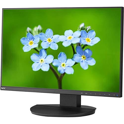 NEC EA231WU-H-BK 23 WUXGA Business-Class Widescreen Desktop Monitor with Ultra-Narrow Bezel, NO STA