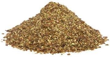 Semillas de linaza, trituradas 1 Kg.: Amazon.es: Alimentación y bebidas