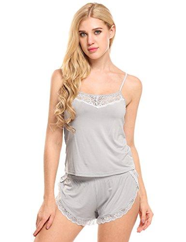 Ekouaer Pajamas Camisole Lingerie Sleepwear product image