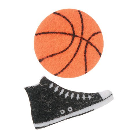 Felt Basketball - 3