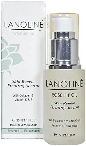 Lanoline  Skin Renew Firming Serum with Collagen & Vitamin C & E (Suitable for all skin types).
