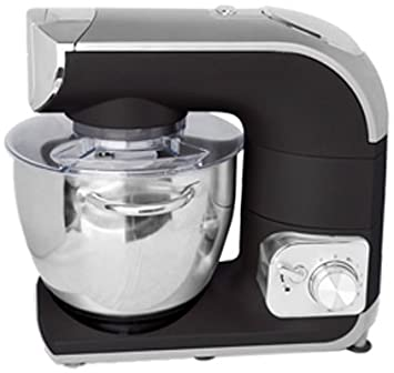 Yoo Digital COOKYOO 7000BLACK - Batidora amasadora, color negro: Amazon.es: Hogar