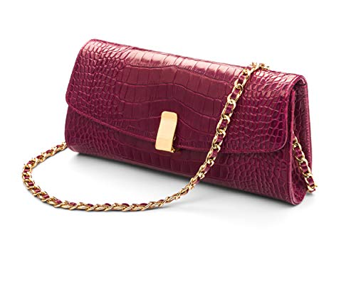 Melanie Croc SageBrown Pink Bag Melanie SageBrown Bag Pink 0KqIw8qSc