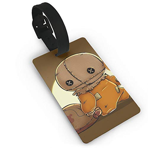 Luggage Tag Trick 'r Treat Luggage Tag Suitcase Suitcase Label Bag Travel