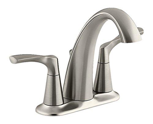 Kohler K R37024 4d Bn Mistos Centerset Bathroom Sink