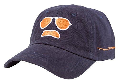 (Ditka Kids Gridiron Clothing Da Coach Aviator Baseball Cap (Navy Orange))