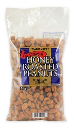 Trader Joe's Original Honey Roasted Peanuts, 1 lb by Trader Joe's