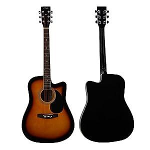 Bailando Cutaway Acoustic Guitar by Bailando