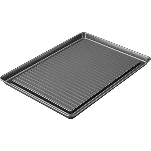 Wilton Non-Stick Griddle and Bacon Pan, 15 x 20-Inch by Wilton (Image #2)