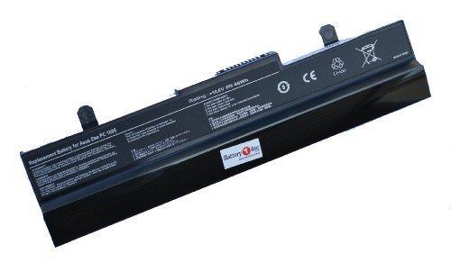 Asus Eee PC 1005HA 1005HAB 1005HA-A 1005H Series NetBook Battery Black by Battery1inc