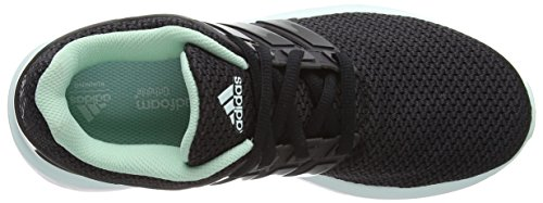 adidas Damen Energy Cloud Wtc Laufschuhe Schwarz (Utility Black/Core Black/Ice Green)