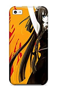 Florence D. Brown's Shop High Grade Flexible Tpu Case For Iphone 5c - Anime Girl 174 5090709K85023867