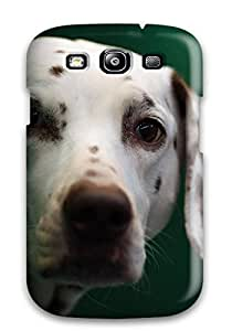Flexible Tpu Back Case Cover For Galaxy S3 - Dalmatian