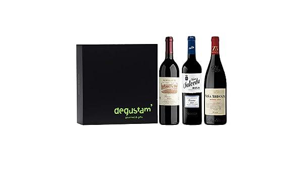 Estuche de vinos Reserva Rioja II: Amazon.es: Alimentación y bebidas