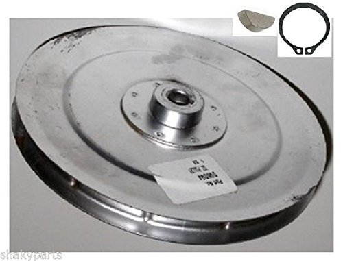 Genuine Murray 95094MA Transmission Pulley With Snap Ring and Woodruff Key __#G451YH4 51IO3478478 Pulley Ring