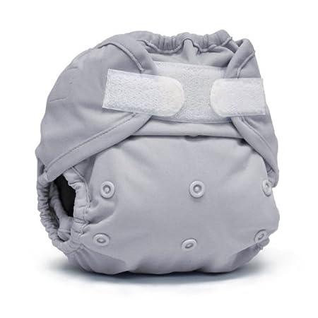 Rumparooz One Size Aplix Cloth Diaper Cover Platinum