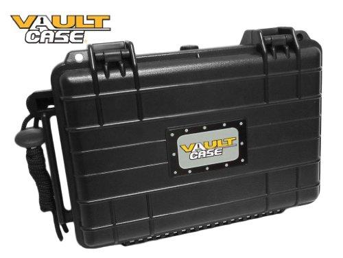 - Vault Case 5 Inch Shockproof Waterproof Case Black