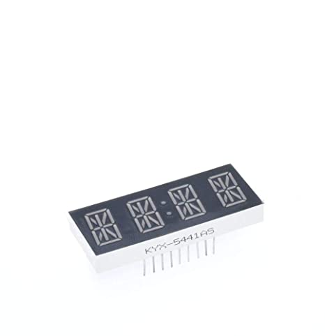 Details about  /10PCS x 0.54 inches Red Common Cathode//Anode 2 Digital Tube 5241AS //5241BS LED