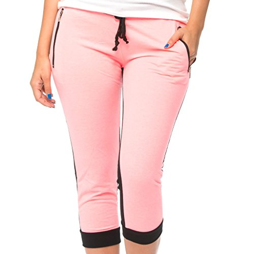 e312c-hnc-m-coco-limon-women-capri-joggers-french-terry-cropped-sweatpant