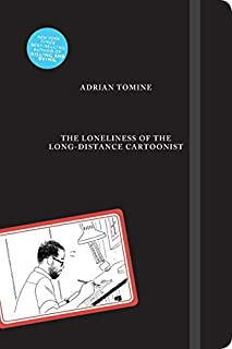 Book Cover: The Loneliness of the Long-Distance Cartoonist