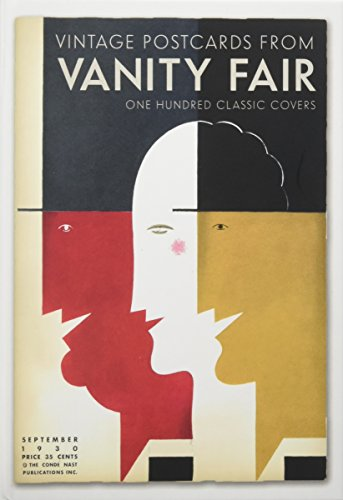 Vintage Postcards from Vanity Fair: One Hundred Classic Covers, 1913-1936