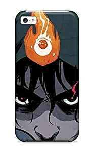 Iphone 5c Case, Premium Protective Case With Awesome Look - Fantastic Four Comics Anime Comics by lolosakes