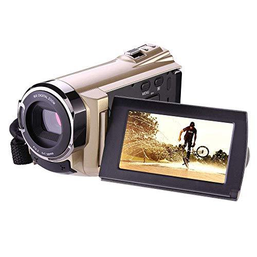HAUSBELL Video Camera Camcorder Digital Camcorder HD Camcorder with WiFi Video Recorder Digital...