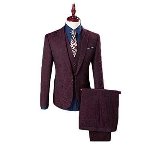KA Beauty - Costume - Homme Multicolore Bigarré