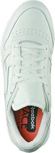 Basses Femme Reebok Classic Leather Spirit Baskets Vert zwn0AqHI